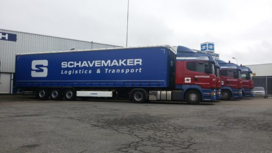 Schavemaker investeert in fleet management