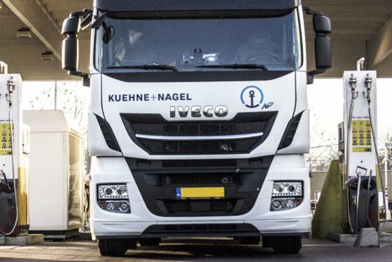 Kuehne + Nagel kiest voor bandenmanagementsysteem