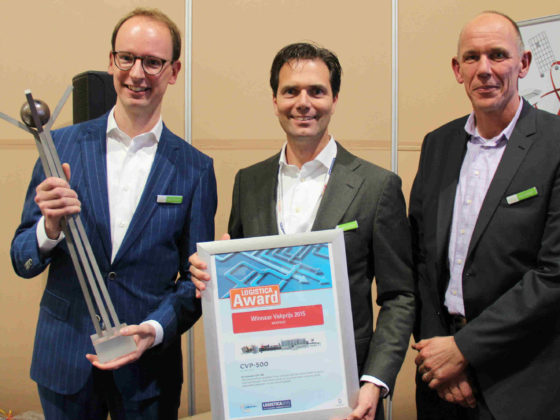 Doe mee aan de Logistica Award 2017