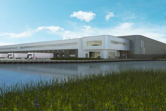 Weer nieuw dc in 'logistieke hotspot in opkomst' Nieuwegein