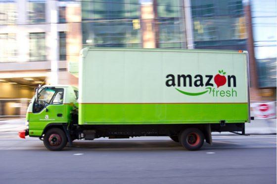 Amazon tart UPS en Fedex met eigen bezorgservice