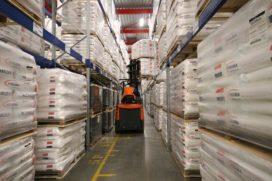 HUSA Logistics breidt stellingcapaciteit magazijn uit