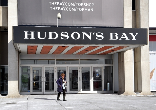 Hudson's Bay neemt distributiecentrum Blokker over