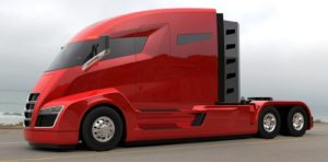 Tesla elektrische truck