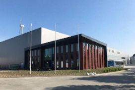 Europees dc NSK maand eerder opgeleverd dan gepland