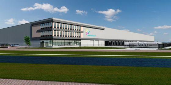 FrieslandCampina bouwt centraal distributiecentrum in Meppel
