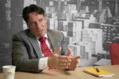 Karel de Jong (SC directeur Jumbo) gastspreker op Logistica over automatiseringsslag