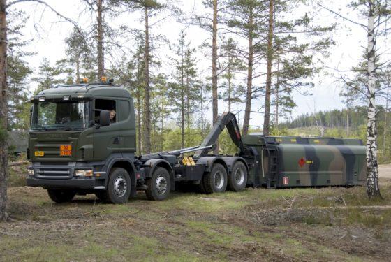 Scania sluit megadeal met defensie
