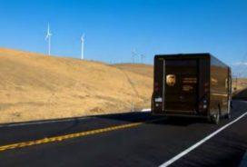 UPS maakt serieus werk van duurzaamheid