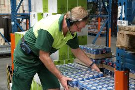 Uitzendkrachten Heineken Groothandel verhuizen ook mee naar Sligro