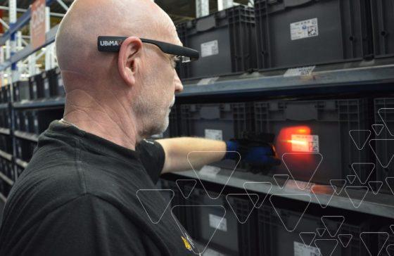 Nieuwe Google glass verbetert efficiency Koni