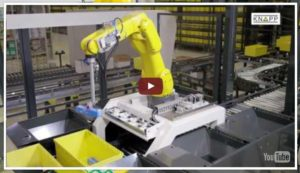 Robot pickhulp bij Basiq Dental