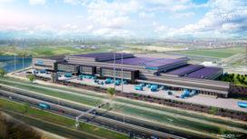 Hoogvliet bouwt nieuw distributiecentrum in Bleiswijk