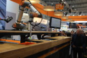Vanderlande en Fizyr samen in AI-robotsoftware