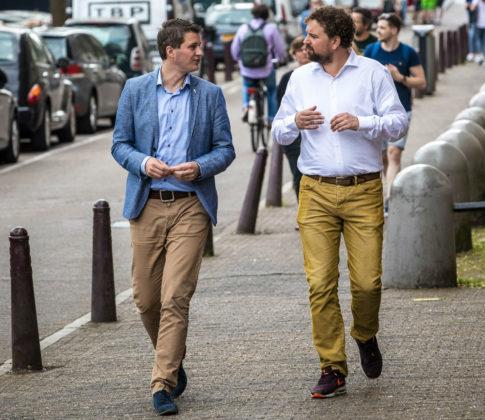 Social delivery: 'Alles draait om het hebben van volume'