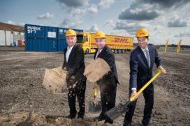 DHL bouwt groot distributiecentrum voor e-commerce