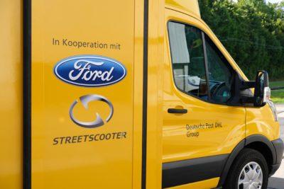 Dit Is De Nieuwe Elektrische Bestelauto Van Dhl En Ford Logistiek