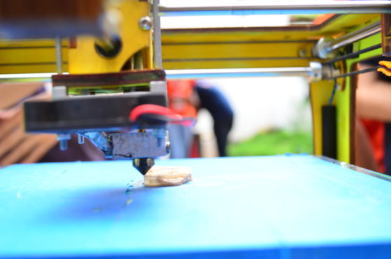 '3D printing raakt Nederlandse logistiek hard'