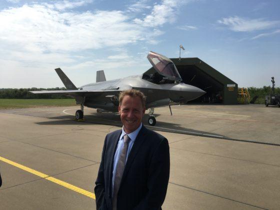 JSF: daarom won Nederland mega logistieke order