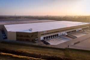 Base Logistics neemt SLS Benelux over