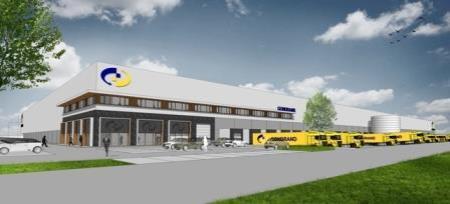Gondrand bouwt groot ADR-distributiecentrum in Moerdijk