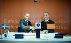 Scania ondertekent mega contract defensie