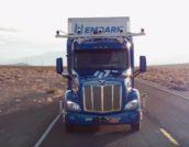 Truck rijdt 2 uur autonoom zonder ingreep
