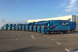 Nieuwe truckrange DAF is compleet