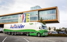 Hollander Barendrecht verbetert transportplanning
