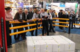 Scala Logistica 2017: Concrete oplossingen voor vier warehouse deelgebieden