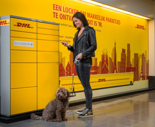 DHL lanceert nieuwe last mile oplossing