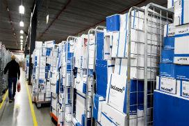 Groot tekort aan pakketbezorgers tijdens feestdagen