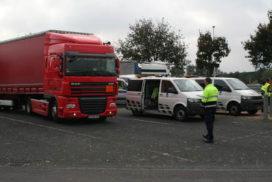 Chauffeurs massaal bekeurd om rij- en rusttijden