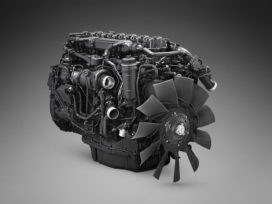 Scania introduceert gasmotor voor lange afstanden