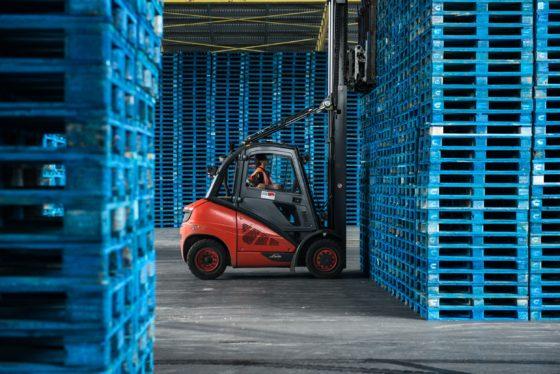 CHEP geeft gratis pallets voor transport voedselbank