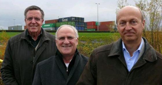 Bergen op Zoom krijgt nieuwe buitendijkse containerterminal