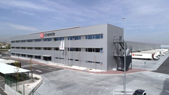 DB Schenker opent groot logistiek centrum in Madrid