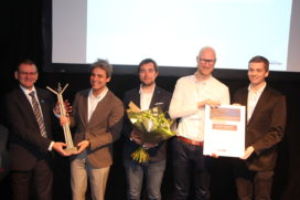 Logistica Award prooi voor Prime Vision