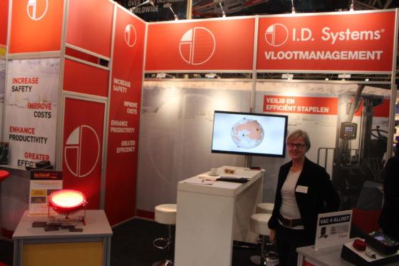Nieuwkomers ontdekken Logistica 2017