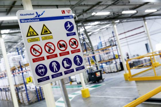 5 belangrijkste tips voor een veiliger magazijn