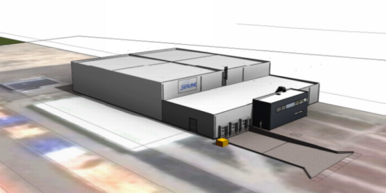 Sealane investeert 6,5 miljoen in nieuw koelvrieshuis Eemshaven
