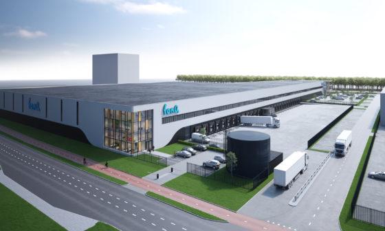 Fonq bouwt nieuw distributiecentrum op Lage Weide