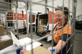 E-commerce belang PostNL groeit hard door