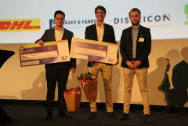 Floris Boekema wint SLF Afstudeerprijs