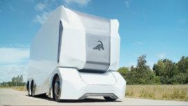 Lidl test autonome, elektrische truck