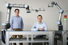 Vanderlande neemt belang in Smart Robotics