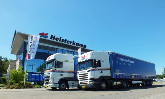 Heisterkamp investeert in rijtijden management
