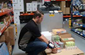Pick by weight krijgt primeur op Logistica
