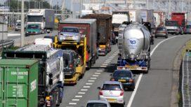 Brexit en personeelstekort belemmeren groei transportsector