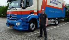 Sectorplan: 2.600 nieuwe vrachtwagenchauffeurs is niet voldoende